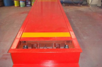 Axle/Container Weigher